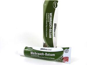 Weihrauch-Balsam Weihrauchbalsam mit Boswellia Serrata Sovita ascopharm 100 ml
