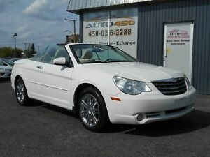 Chrysler Sebring LIMITED 2009 ***CONVERTIBLE,GPS,CUIR***