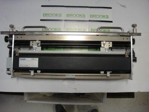 Duplo 645 Score Module, Model Rsm-01/serial #101156686