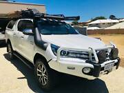 Toyota Hilux 2017 SR5 with everything Fremantle Fremantle Area Preview