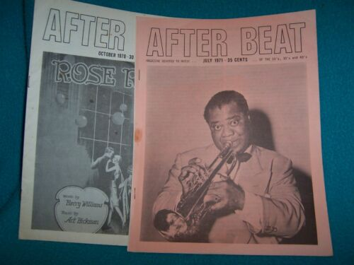 After Beat, Mag Devoted to Jazz of the 20
