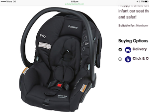 WANTED ~ Maxi - Cosi Mico AP or Citi ~ Infant Car Seat and Base Devonport Devonport Area Preview