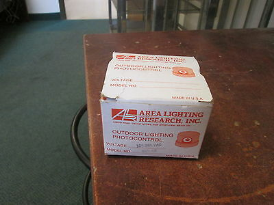 Area Lighting Research Inc. Outdoor Lighting Photo Control Sst-ies 105-285 Vac