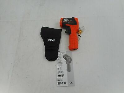 Klein Tools Ir10 Infrared Digital Thermometer Gun W Dual Targeting Laser 201