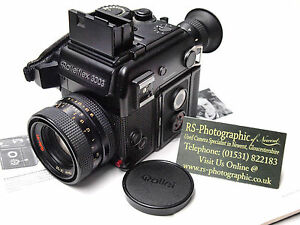 Rolleiflex 3003 35mm SLR Camera with 50mm F1.8 Planar, RS Photo ( u2982 )