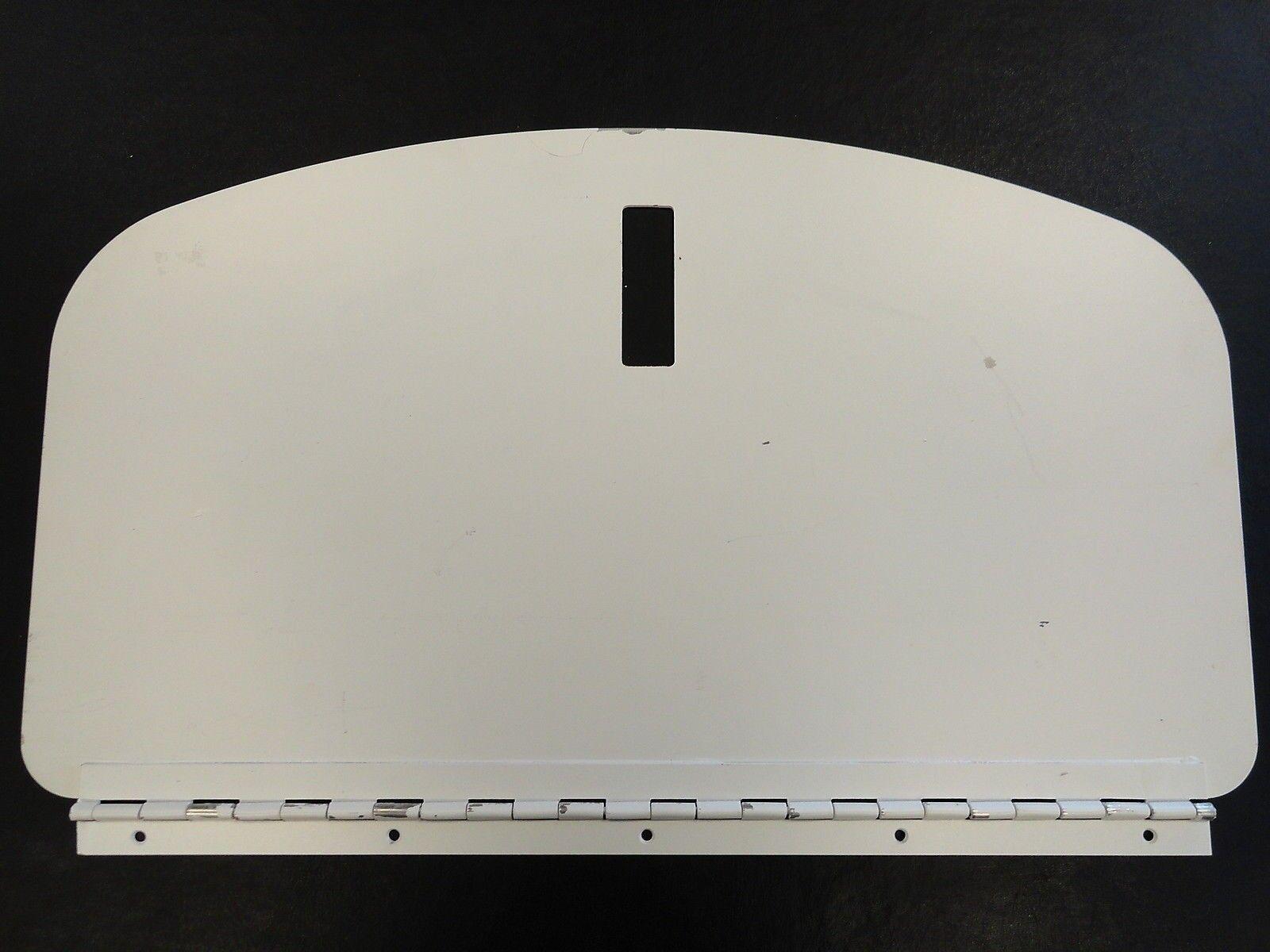 Buy powerquest aluminum off white grey glove box door 21 for United states aluminum corporation doors