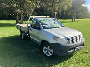 2005 Toyota Hilux Workmate
