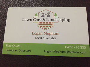 Lawn mowing & Landscaping. Harrington Greater Taree Area Preview