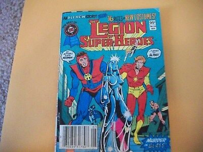 BEST OF DC Blue Ribbon Digest #24 Legion of Super-Heroes : New Costumes
