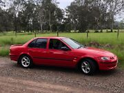 1995 ef ford falcon 5 speed 5mths rego Beerwah Caloundra Area Preview
