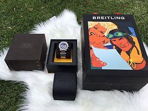 Breitling Montbrillant Legende Limited Edition 658/2000 Leichhardt Leichhardt Area Preview