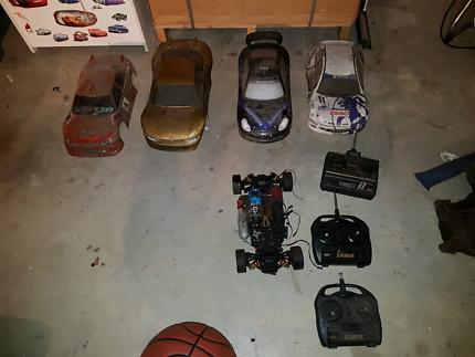 Rc petrol cars