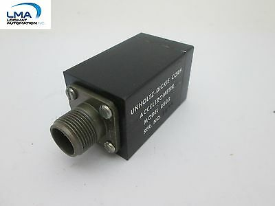 Unholtz-dickie 8803 Accelerometer Sensor 3-pin