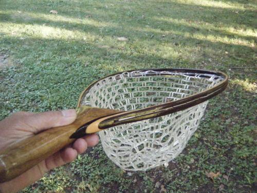 Burl Wood Landing Net