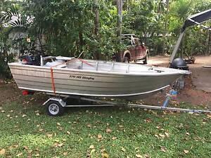 Makocraft 3.7 Heavy Duty Dingy Darwin CBD Darwin City Preview