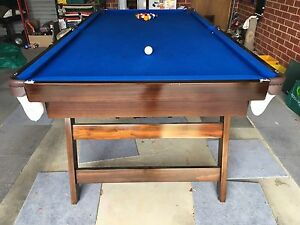 Fold up pool table other sports fitness gumtree australia free local classifieds - Gumtree table tennis table ...