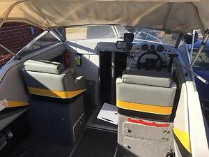 Boat, half cabin, excellent condition, must be seen to be believed. Blakiston Mount Barker Area Preview