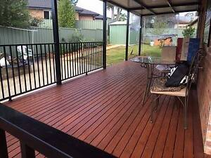 budget decking and glass pool fencing Parramatta Parramatta Area Preview
