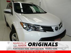 2014 Toyota RAV4 XLE ACCIDENT FREE! | ONE OWNER | MARKVILLE O...