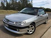 2002 Peugeot 306 Convertible Ingle Farm Salisbury Area Preview