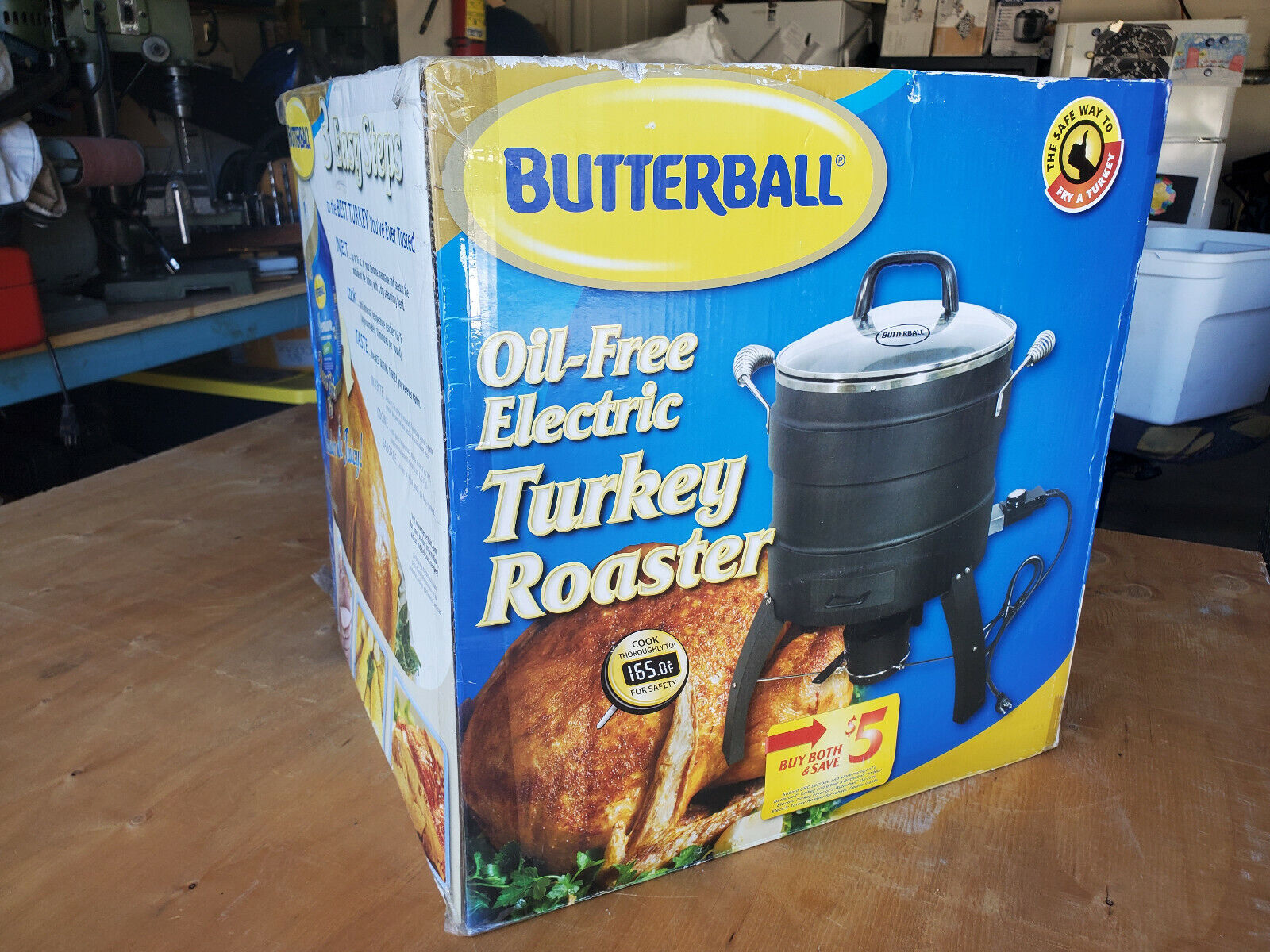 20100809 butterball oil free electric turkey fryer