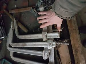 bessy clamps