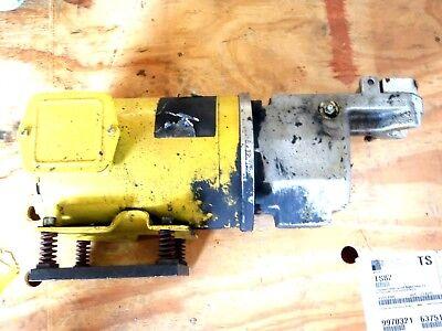 Ge General Electric 49un8161 Ac Motor Tip Dresser Cutter Spot Welder 03c11279
