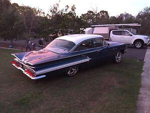1960 Chevrolet Impala bubble top Ningi Caboolture Area Preview