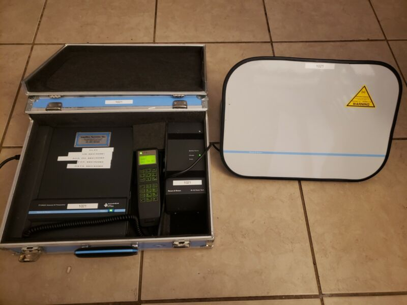 Capsat-M Thrane & Thrane Satellite Phone  TT-3032A Transceiver