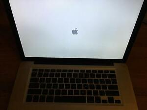 2012 macbook pro fully upgraded nvidia 9600 Hornsby Hornsby Area Preview