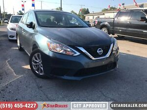 2018 Nissan Sentra 1.8 SV | CAM | ROOF | HEATED SEATS