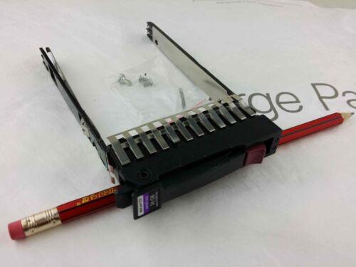 HP Hard Drive Tray Caddy w/Screws 378343-002 DL380 DL360 G5 G6 G7 SATA/SAS HDD