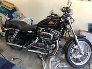 2007 Ltd Edition Harley Davidson Sportster Salamander Bay Port Stephens Area Preview