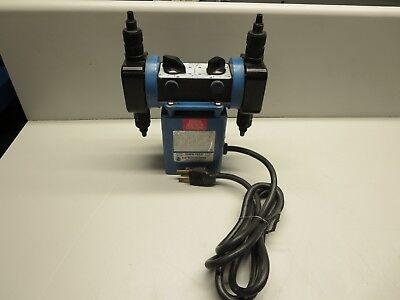Chem-feed C-1760lp Chemical Feed Pump 115 V60 Hz Max P.s. 160 Max Feed 5.3 Gph
