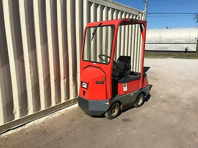 2taylor-dunn 48v Huskey Electric Tow Tractors 2011 1998