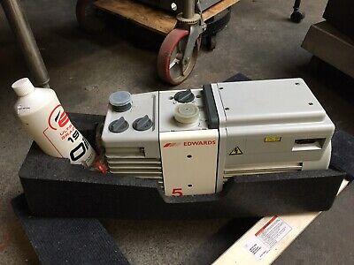 Edward Rv5 Vacuum Pump