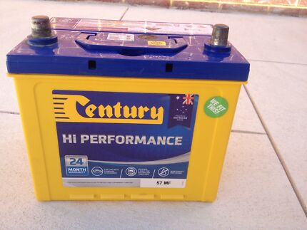 Century battery and oil n filter