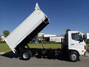 Hino FC High sided 6 Tonne Tipper Welshpool Canning Area Preview
