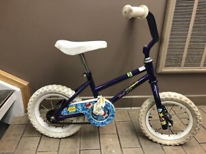 Little Mermaid Girls bike