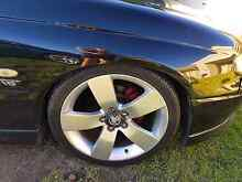 "Holden commodore vx vz vt 19"" rims and tyres will swap  or sell Mornington Mornington Peninsula Preview"