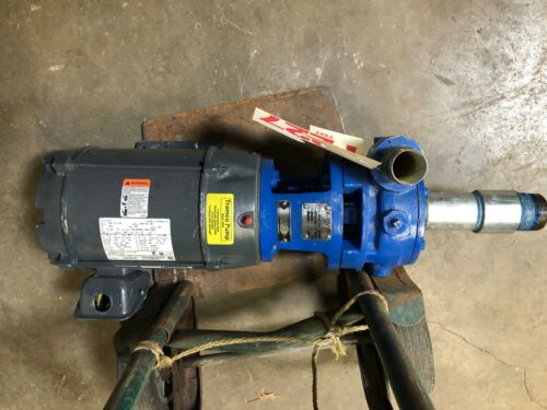 18702094-100 Tramco High Pressure Centrifugal Booster Pump 5HP 208-230/460 Volt