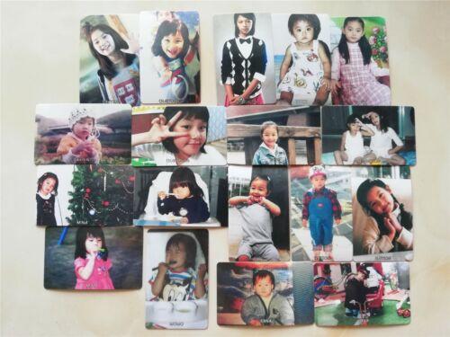 Twice Photo Card TzuYu Mina Sana Momo JiHyo NaYeon DaHyun Unofficial ship fast