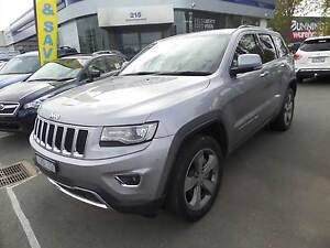 2013 Jeep Grand Cherokee Limited Petrol 4X4 Shepparton Shepparton City Preview