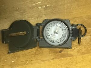 Vintage military compass