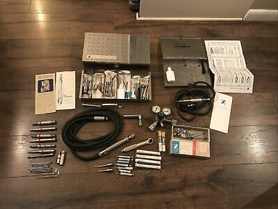 Huge Lot Zimmer Hall Orthairtome Drill Medical Surgical Orthopedic Instruments