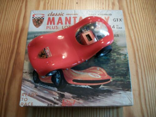 Vintage & Original 1:24 Scale 1966 Classic Industries Manta Ray w/Lotus 30 Body