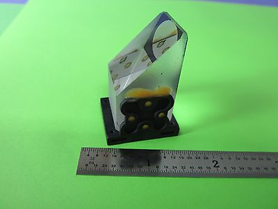 Microscope Orthoplan Leitz Germany Part Optics Prism As Pictured Bin36-37