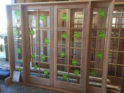 Timber Manufacturing Business - Doors and Windows