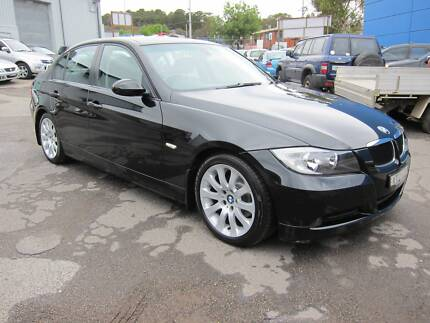 2005 BMW E90 320i Sedan Automatic Fyshwick South Canberra Preview