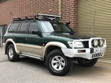 2003 Nissan Patrol Wagon 4x4 Turbo Diesel -  $13990 Mawson Lakes Salisbury Area Preview
